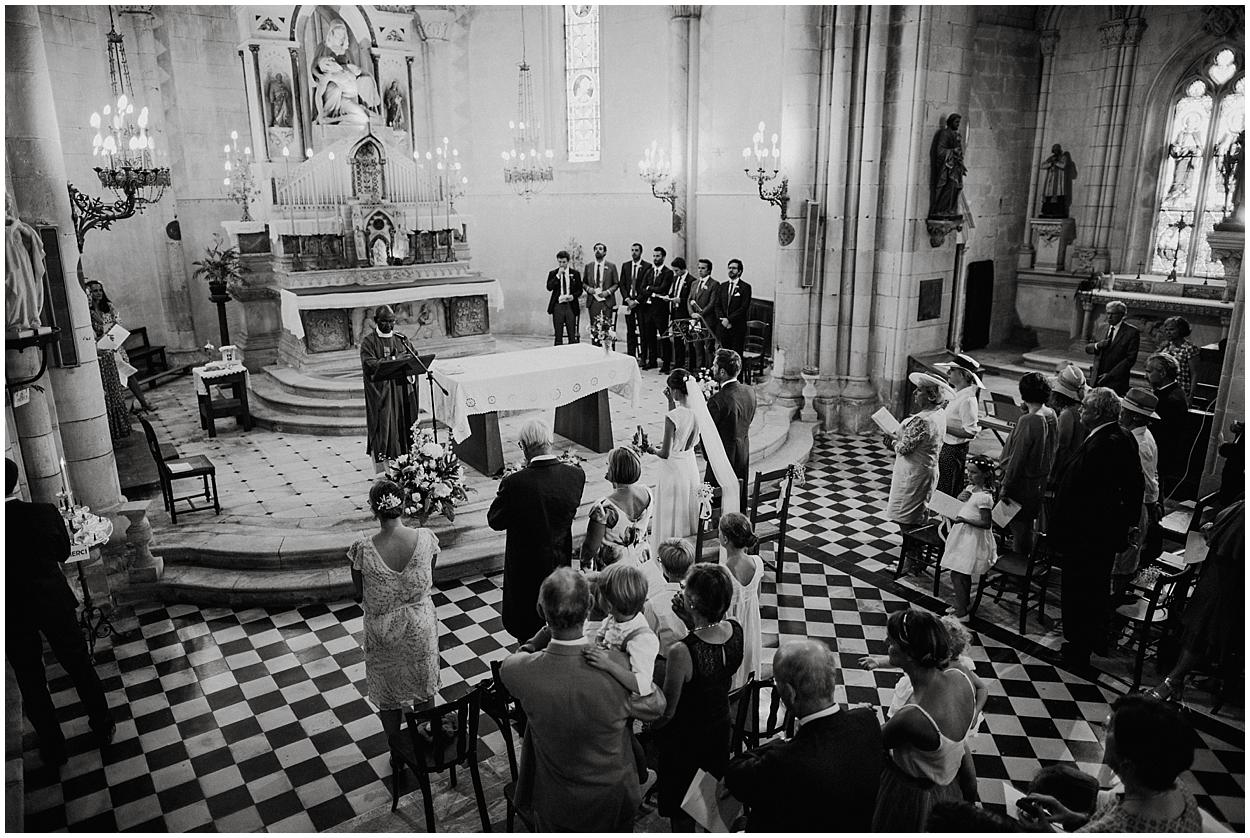 Mariage Chateau de Panloy préparatif cérémonie
